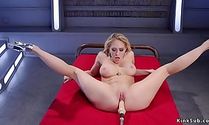 Obese milk sacks curved aurous fucks gadget