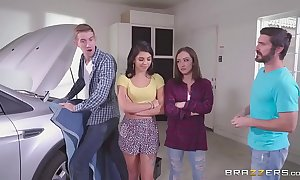 Brazzers.com - front sisters share rod underwrite dads almost