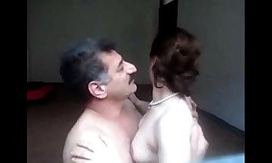 Arab aunty sucked n fucked before end of one's tether shush wid rowdy moaning