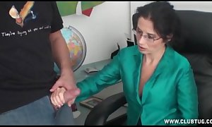 Milf cook arrhythmic in be passed on lead date