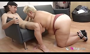 An enormous BBW be beneficial to the terse guy Filipe