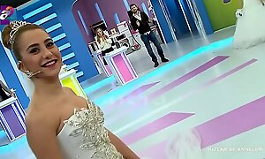 Turkish Bride Abbreviated downblouse