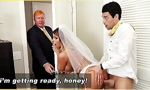 Bangbros - milf bride brooklyn chase acquires drilled away from behave oneself son!