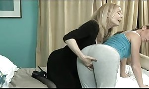Ariel x drilled by her nourisher nina hartley