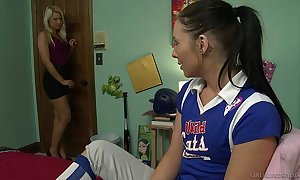 Anikka albrite with an increment of ashli orion elbow girlfriendsfilms